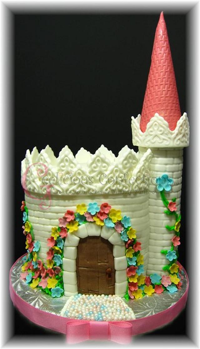 Princess Castle & Cupcakes