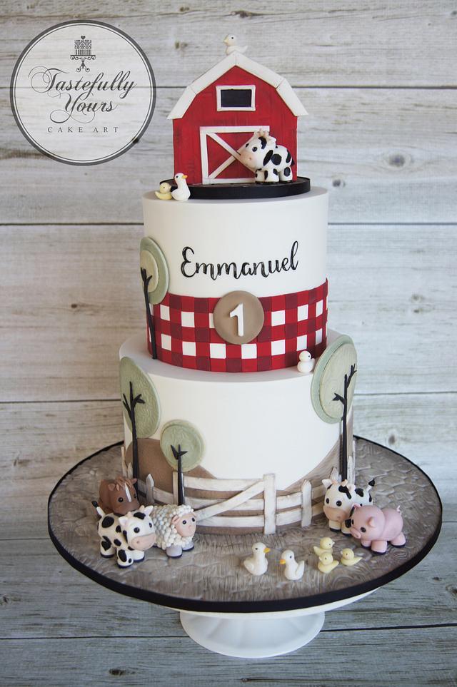 Barnyard Birthday