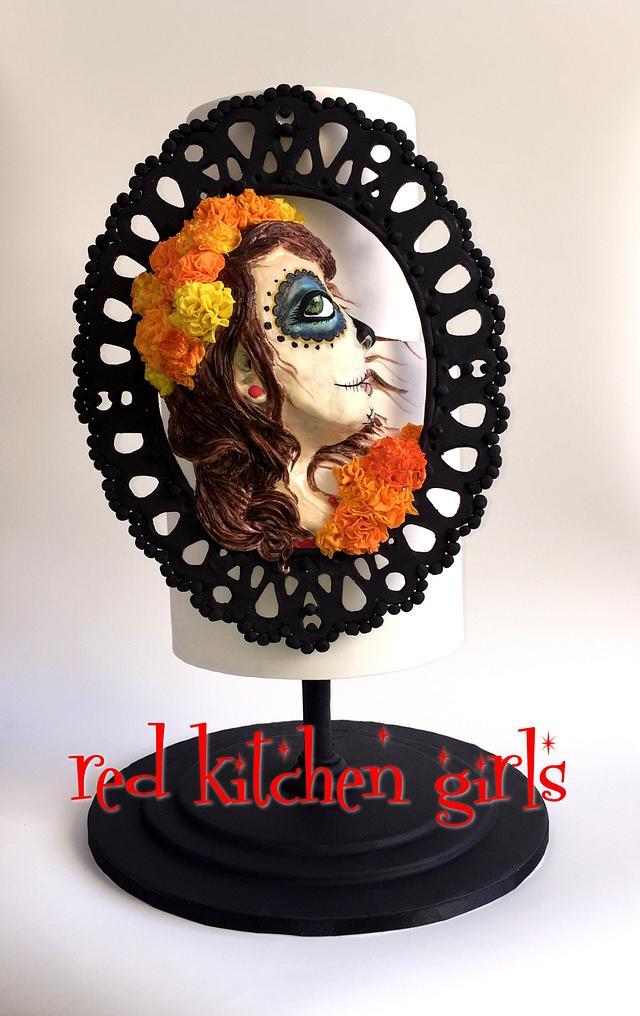 "Sugar Skull Bakers 2016 Collaboration - ""Mi Hermosa"""