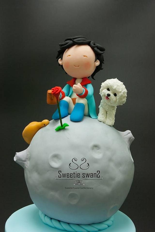 Little prince + little white