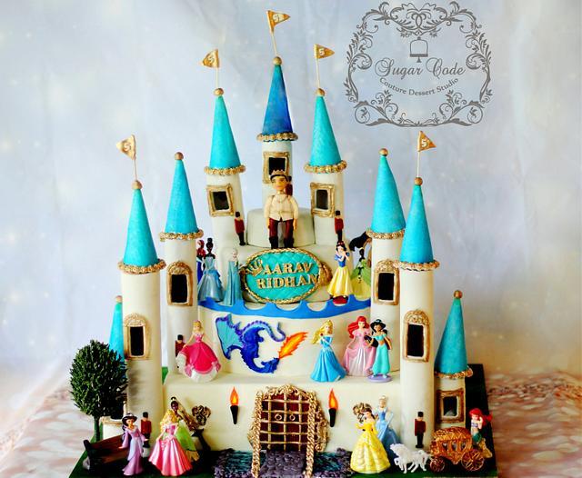 Prince Castle Cake
