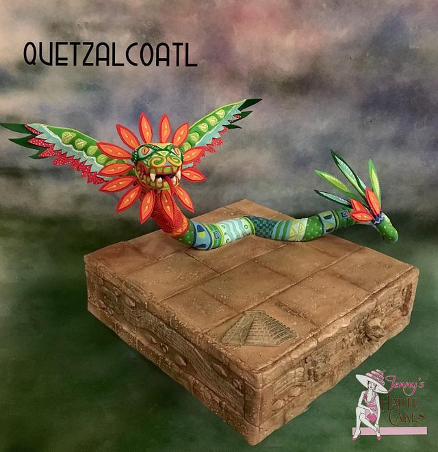 Myths and Legends Quetzalcoatl