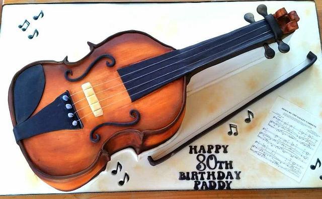 Fiddle Cake