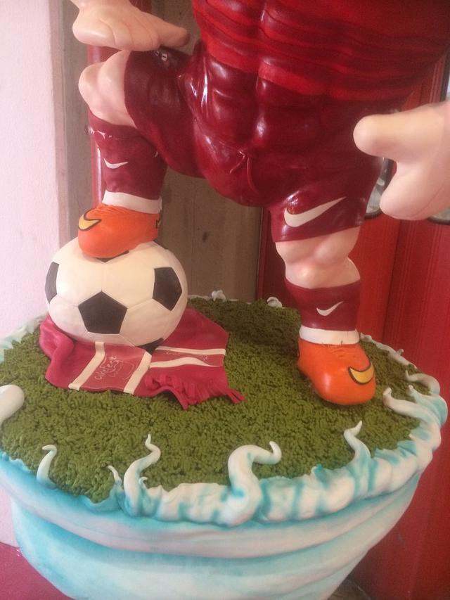 Cristiano Ronaldo Cake