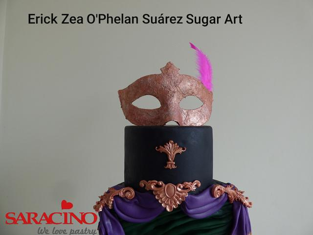 This is a SugarJunkies collaboration to celebrate Burlesque!