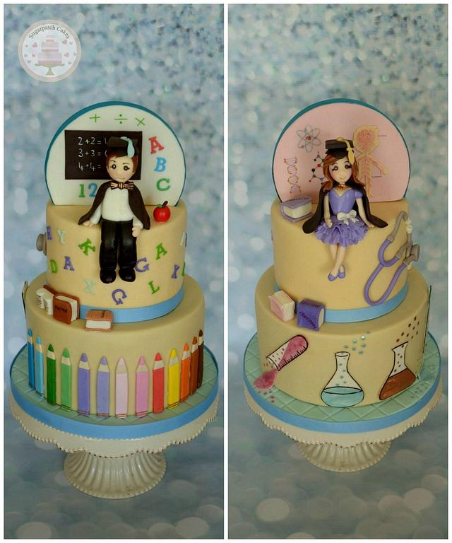 Double Sided Cake