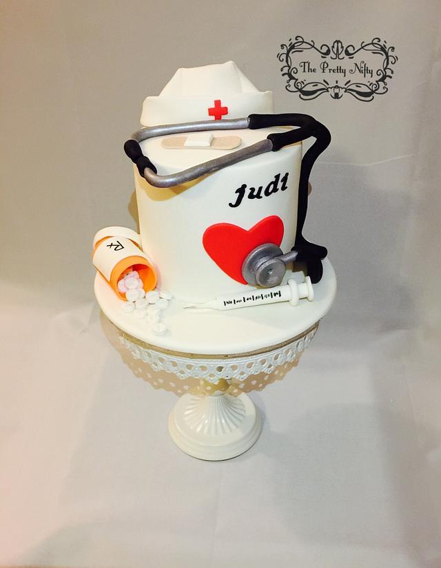 Cake For a Nurse
