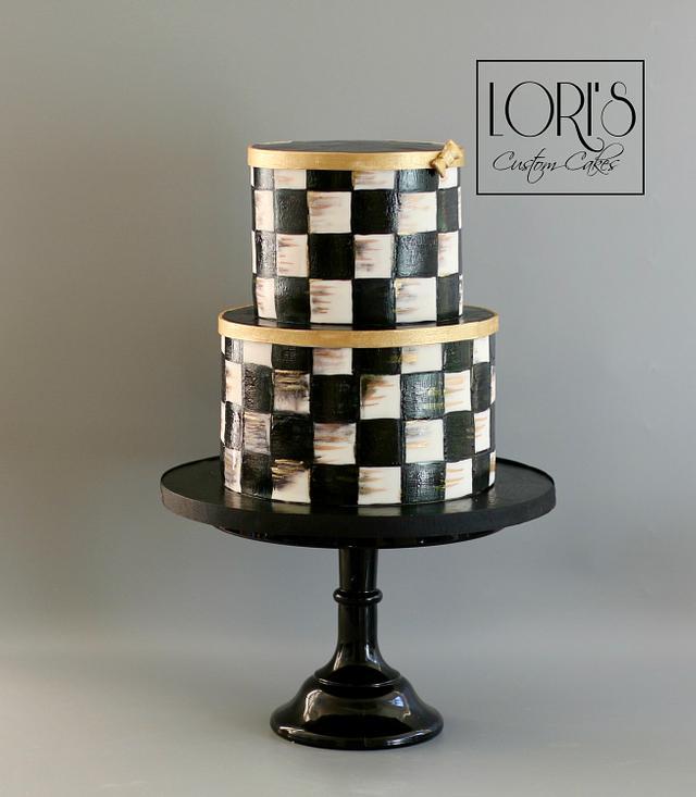 Mackenzie Childs cake
