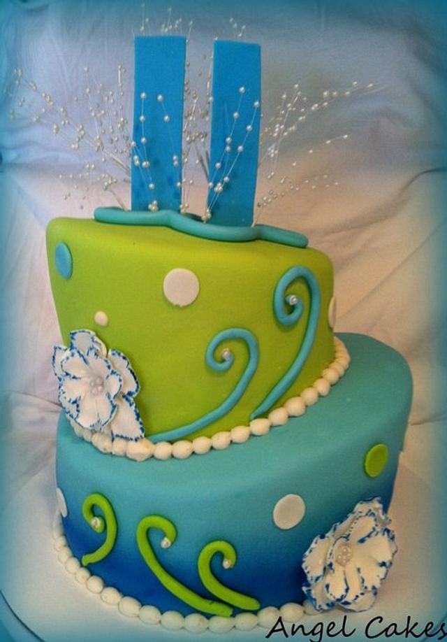 Daughter's Birthday Cake
