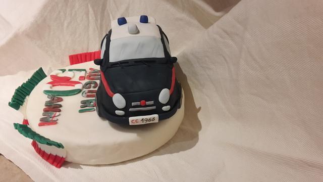 Topper per torta.