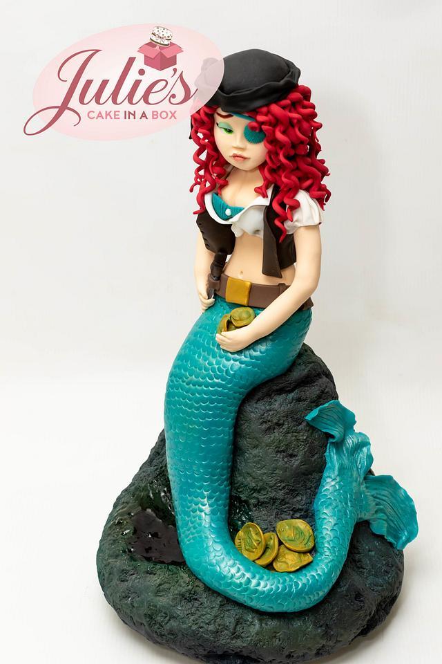 Sugar Pirates - Mermaid Pirate