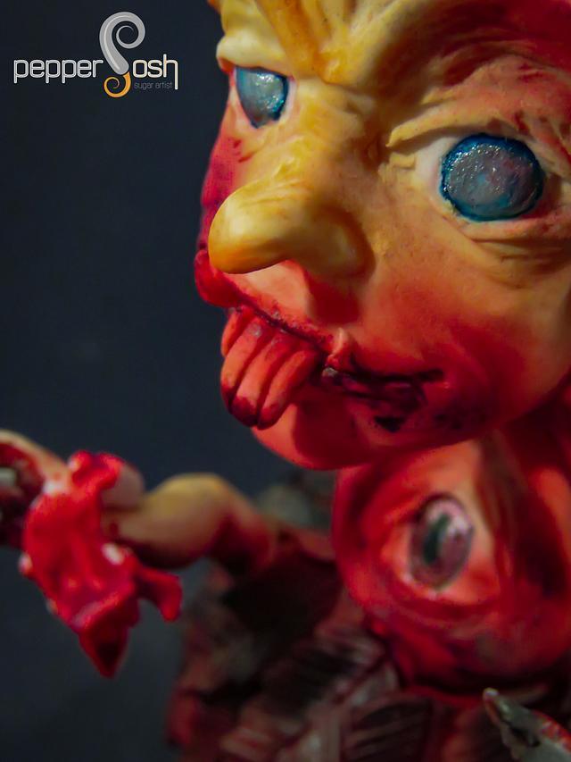 Djin @Eyes Watching you - CPC Halloween Collaboration