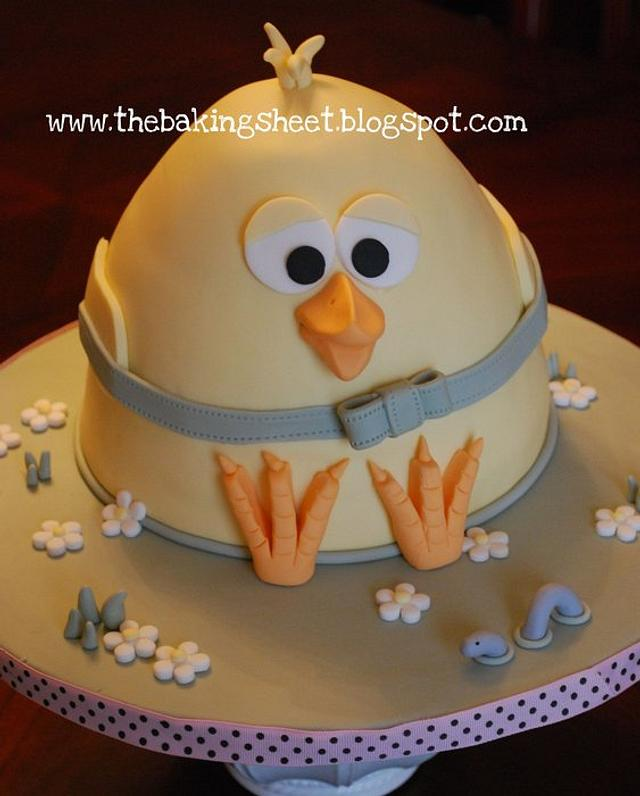 Easter Chicken!