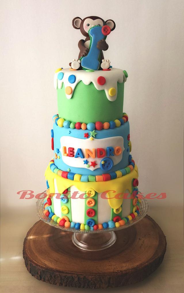 Fun to be One Cake