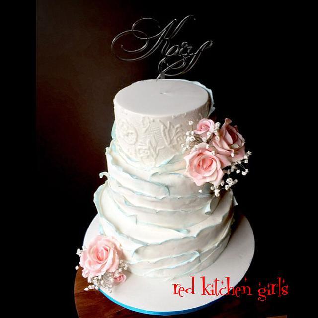 K & S Wedding