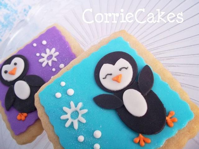 Joyful Penguins
