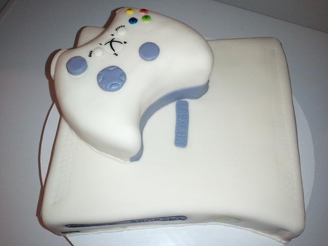 XBox Cakes