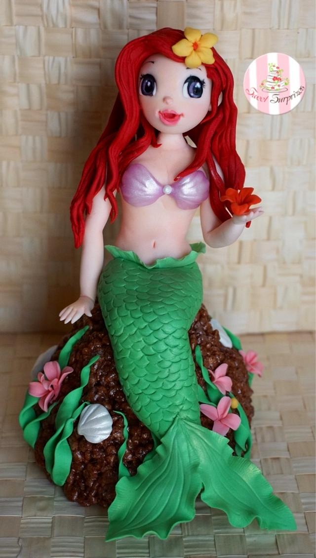 Ariel topper