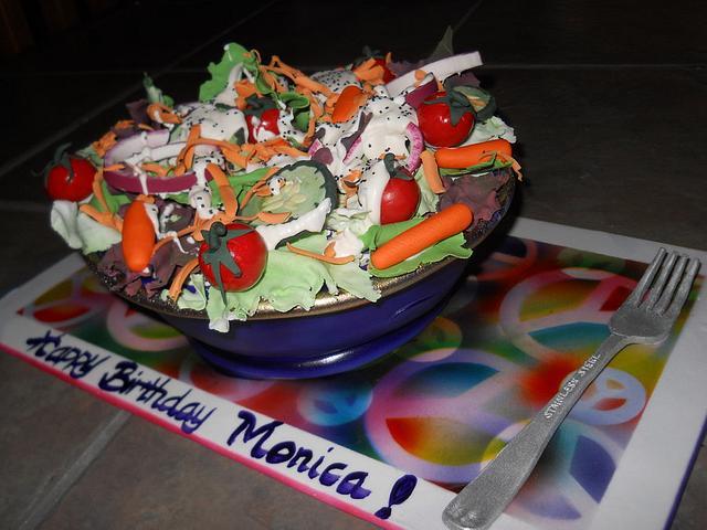 Salad Anyone?