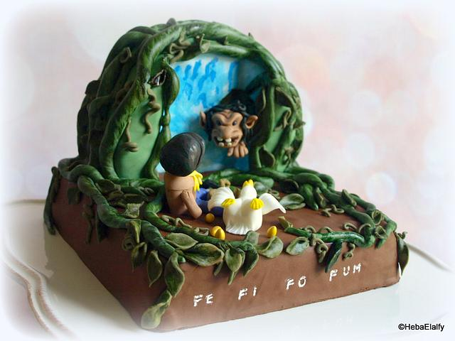 Jack & The Beanstalk - Roald Dahl collaboration