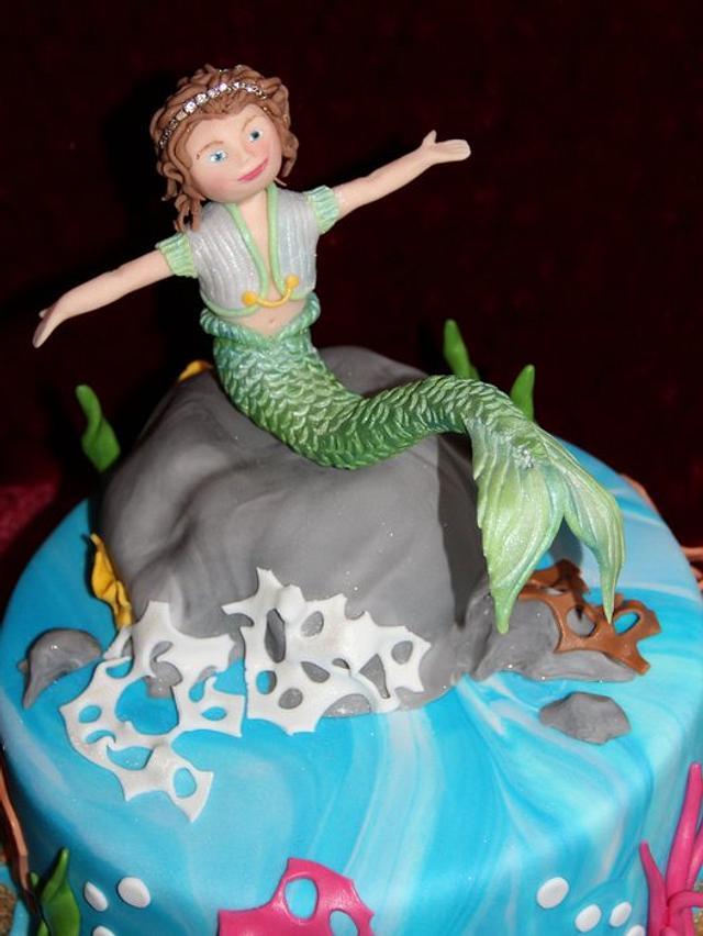 Little Mermaid Eve