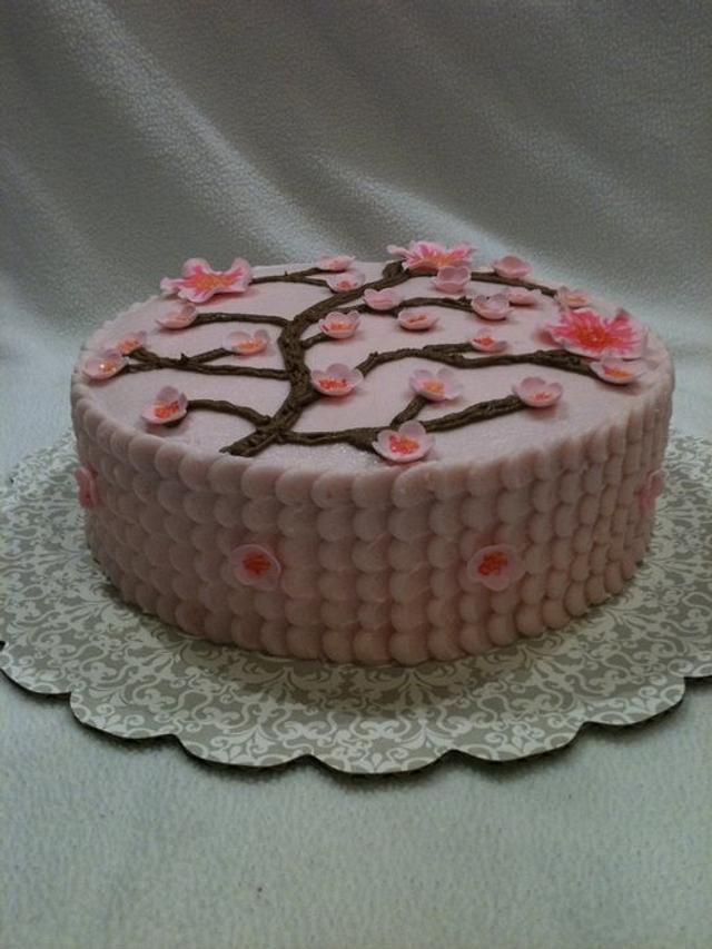 Plum/Cherry Blossom