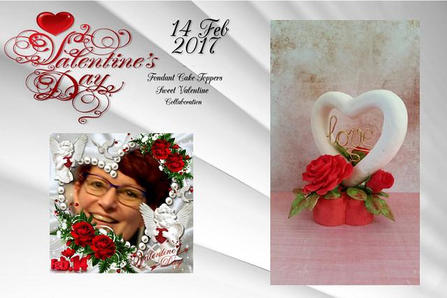 Sweet valentine collaboation, Sweetheart