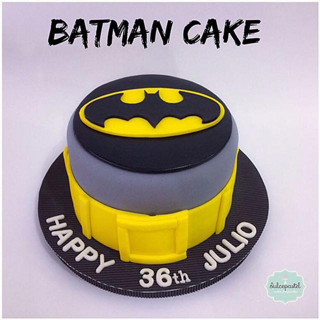 Torta de Batman Cake