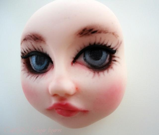 Sugar face / Face make up Story: 7
