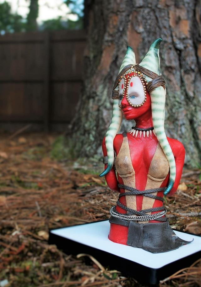Shaak Ti!!!!! Star Wars collaboration