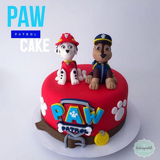 Torta Patrulla Canina - Paw Patrol Cake