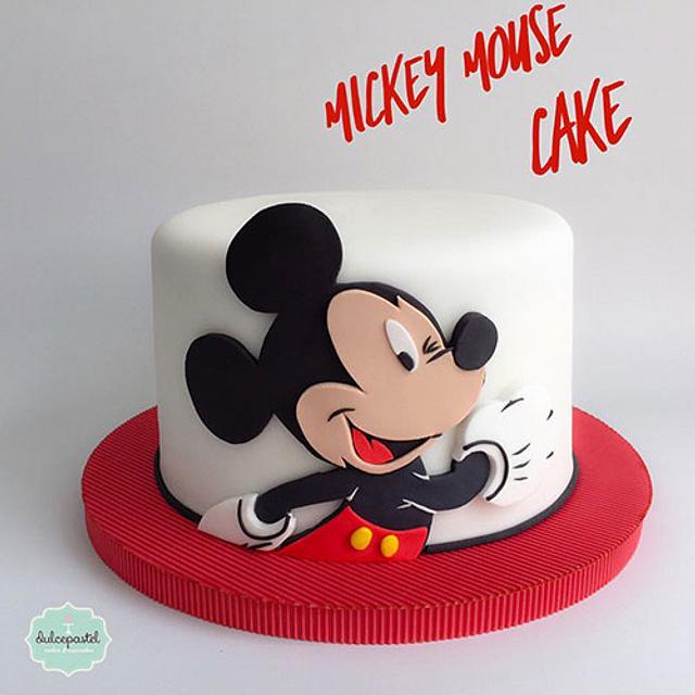 Torta Mickey Mouse Medellín