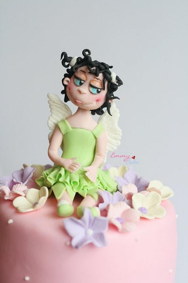 tinkereden cake