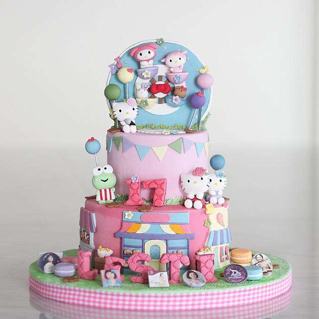 Hello Kitty Wonderland