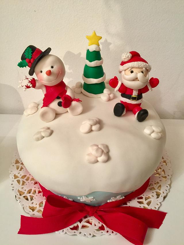 Christmas Panettone