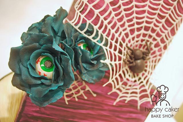 CPC Halloween Collab - Rose Eyes