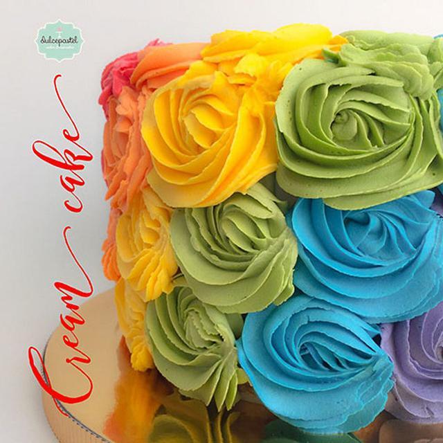 Torta Arcoiris
