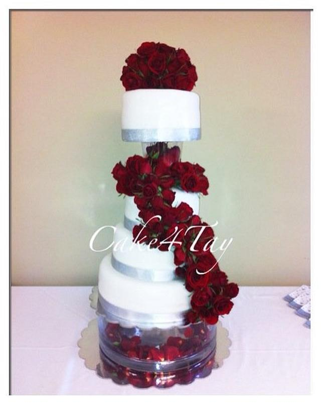 Tiered Rose