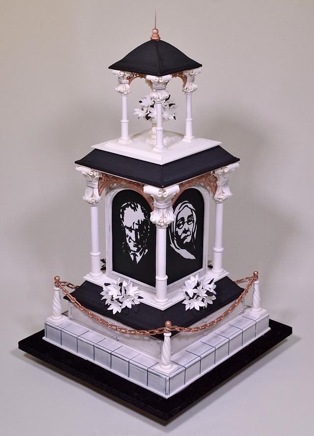 Monument Cake
