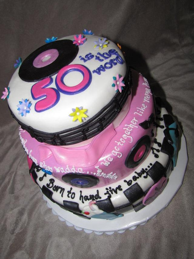 50th Birthday - Grease themed