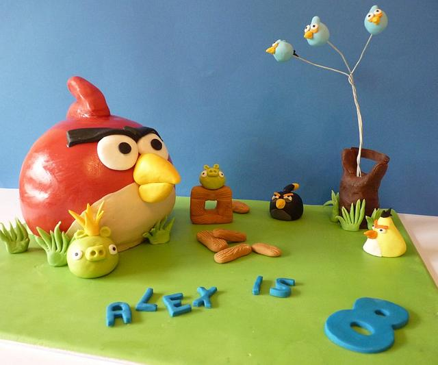 Angry Birds!