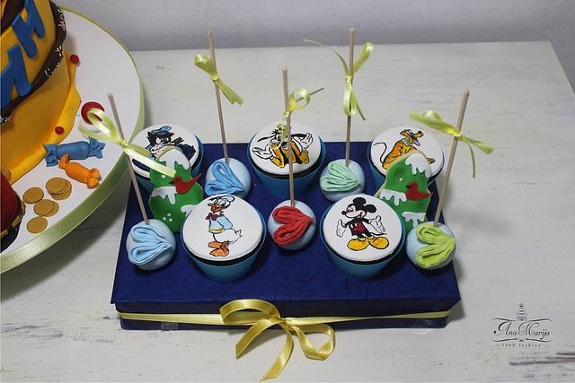 Donald Duck & friends