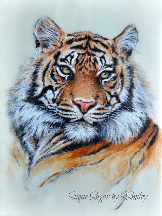 Bengal Tiger - Incredible India