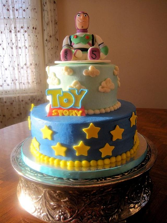 Toy Story / Buzz LightYear Cake