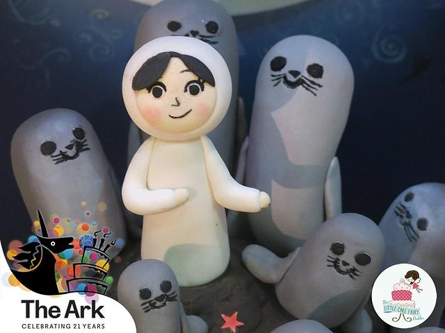 Song of the Sea - The Ark's 21st Birthday Cakes Collaboration