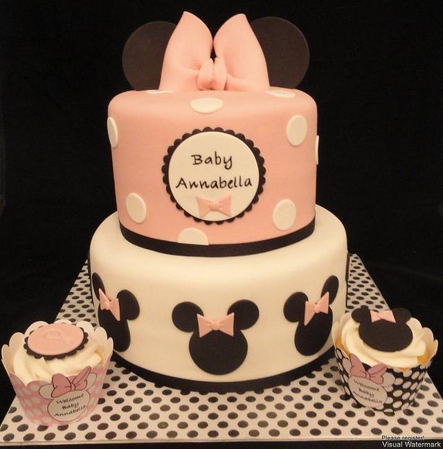 Minnie Mouse Babyshower