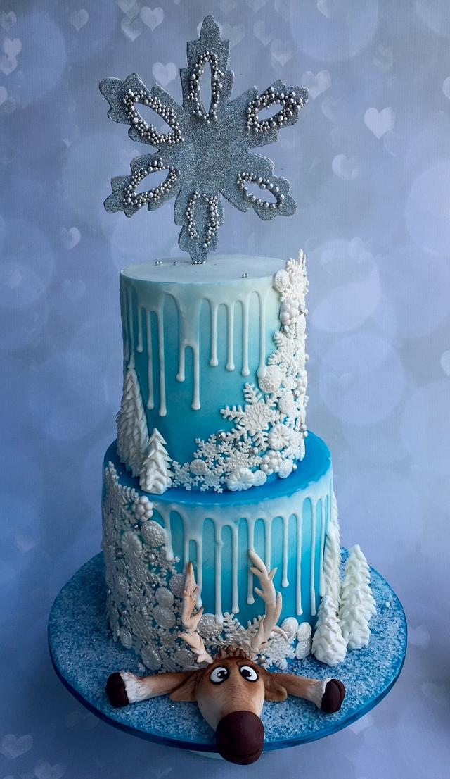Frozen Cake!!