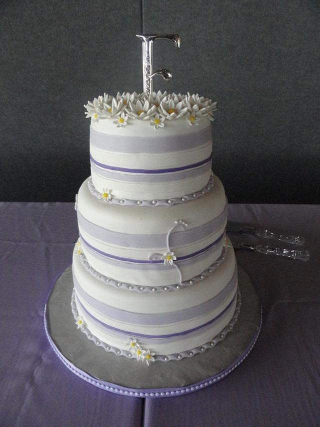 Lavendar Wedding