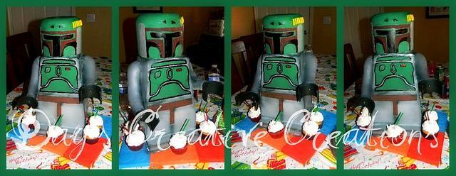 Boba Fett Lego Star Wars