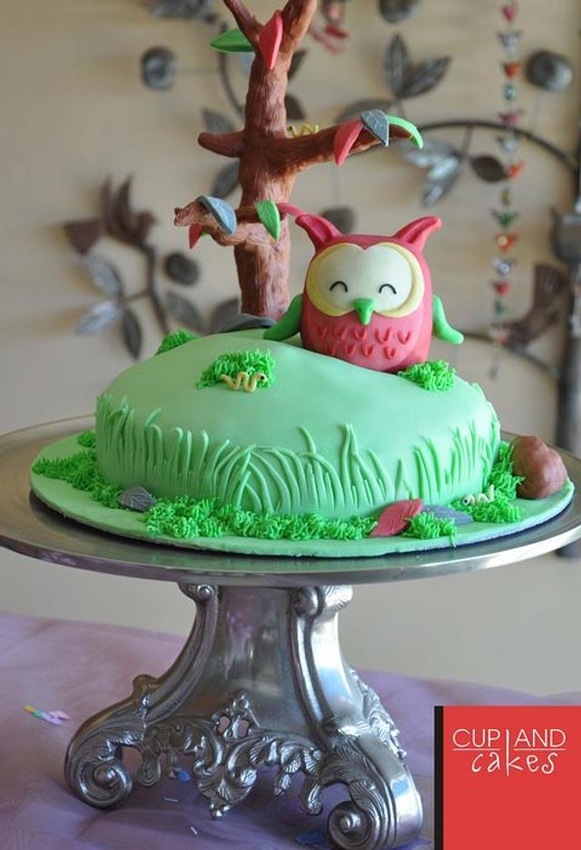 Owl Baby Shower for Anna Martlie
